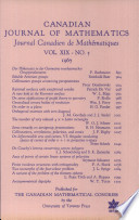 1967 - Vol. 19, No. 5