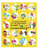 The Amazing Adventures Of The Princesses From Planet Stem Coloring Book Beta