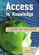 Access to Knowledge