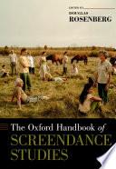 Ebook The Oxford Handbook of Screendance Studies Epub Douglas Rosenberg Apps Read Mobile