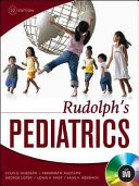 Rudolph s Pediatrics  22nd Edition