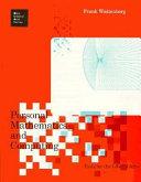 Personal Mathematics and Computing