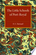 The Little Schools of Port Royal