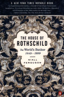 The House of Rothschild-book cover