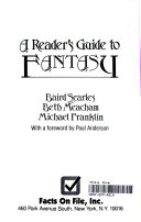 A Reader S Guide To Fantasy book