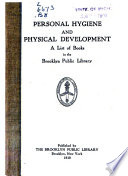 Personal Hygiene and Physical Development