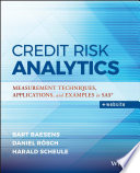 Credit Risk Analytics