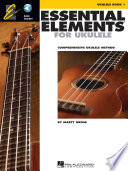 Essential Elements for Ukulele   Method Book 1