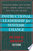 Instructional Leadership for Systemic Change