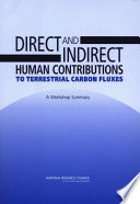 Direct and Indirect Human Contributions to Terrestrial Carbon Fluxes
