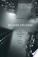Religion Explained