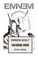 Eminem Adult Coloring Book