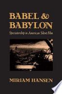Babel and Babylon