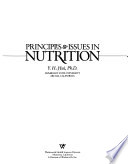 Principles and Issues in Nutrition