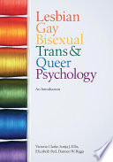 Lesbian  Gay  Bisexual  Trans and Queer Psychology