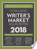 Writer S Market Deluxe Edition 2018 book