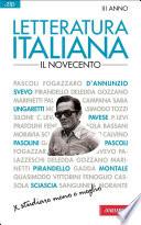 Letteratura italiana. Il Novecento