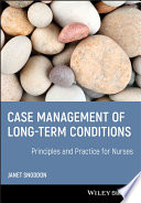 Case Management of Long term Conditions