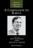 download ebook a companion to rawls pdf epub