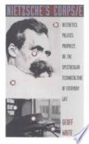 Nietzsche s Corpse