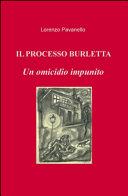 Il processo Burletta. Un omicidio impunito