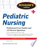 Schaum s Outline of Pediatric Nursing