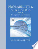 Probability   Statistics for Engineers and Scientists with R