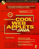 Creating Cool Web Applets With Java