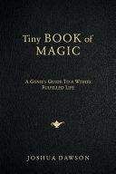 Tiny Book Of Magic