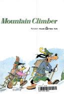 Walt Disney Productions presents Donald Duck, mountain climber