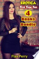 Erotica First Time Fun 4 Books Bundle