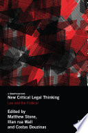 New Critical Legal Thinking