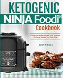 Ketogenic Ninja Foodi Cookbook
