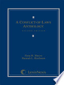 A Conflict of laws Anthology