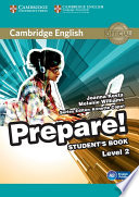 Cambridge English Prepare  Level 2 Student s Book