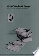Ezra Pound and Europe