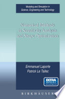 Numerical Methods in Sensitivity Analysis and Shape Optimization