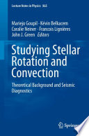 Studying Stellar Rotation and Convection