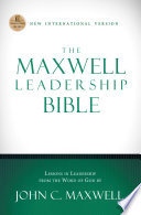 NIV  The Maxwell Leadership Bible  eBook