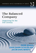 The Balanced Company book