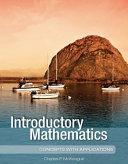 Introductory Mathematics book