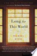 Long for This World Pdf/ePub eBook