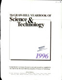 McGraw Hill Yearbook of Science and Technology  1996