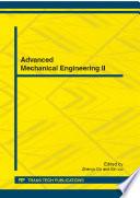 Advanced Mechanical Engineering Ii