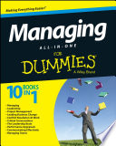 Managing All in One For Dummies