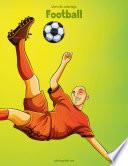 Livre de coloriage Football 1