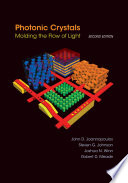 Photonic Crystals : remained the definitive text for both undergraduates and...