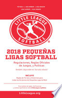 2018 PEQUE  AS LIGAS SOFTBOL