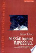Missão (quase) impossível
