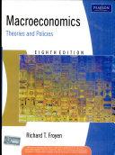 Macroeconomics, 8/E
